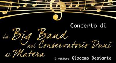 Concerto Big Band del Conservatorio – Policoro 23 Giugno 2014