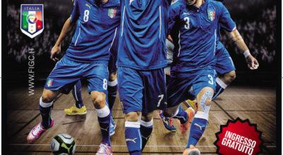 7 Gennaio 2015 – Calcio a 5 tra ITALIA e REPUBBLICA CECA