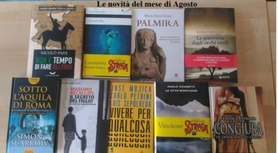 Libri – Le novità di Agosto