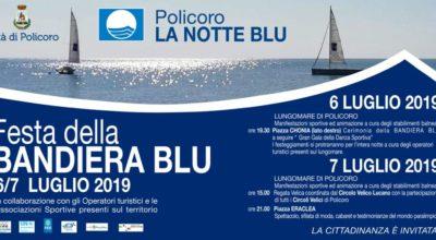 Festa della Bandiera Blu il 6 e 7 luglio 2019