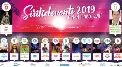 Siritide Eventi 2019
