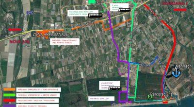 """Mappa e indicazioni stradali per evento """"Jova Beach Party"""""""