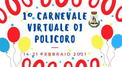 Carnevale Online 2021 – 1° Carnevale Virtuale di Policoro