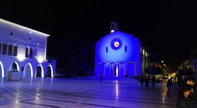 Il 2 aprile piazza Heraclea si tinge di blu in occasione della Giornata Mondiale della consapevolezza sull'autismo – Avvio 4 bandi per il mondo delle disabilità